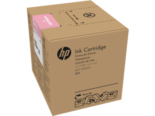 HP 871A 3-LITER Light Magenta Latex ink Cartridge | G0Y84D
