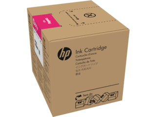 HP 871A 3-LITER Magenta Latex ink Cartridge | G0Y80D