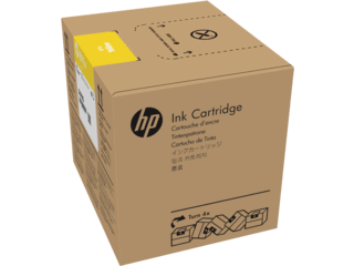 HP 871A 3-LITER Yellow Latex ink Cartridge | G0Y81D