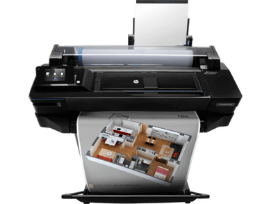 HP DesignJet T520 Printer 24 inch | CQ890A#BCB