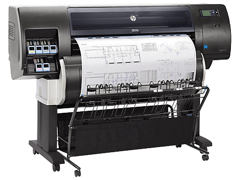 HP DesignJet T7200 Production Printer | F2L46A