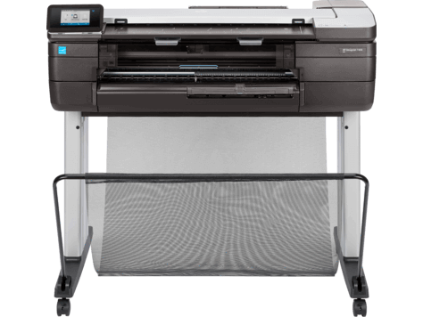 HP DesignJet T830 24-inch Multifunction Printer | F9A28A
