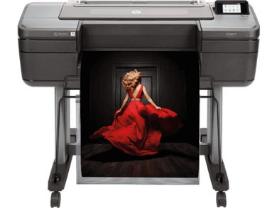 HP DesignJet Z9 Printer 24 inch | W3Z71A