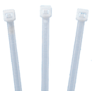 Natural Nylon Cable Ties (120lb) - 8 inch