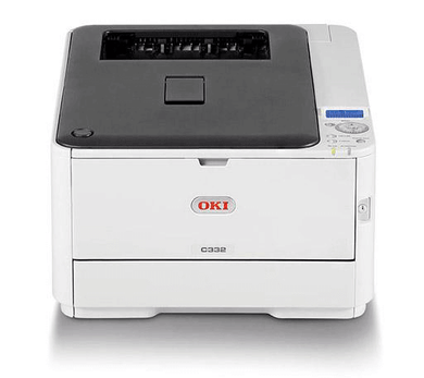 Oki C332dn | Color Printer | 120V