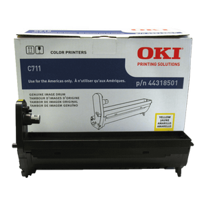 Oki C711 Yellow Image Drum | 44318501