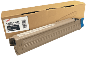 Oki C9600/C9650/C9800 Black Toner Cartridge | 42918984