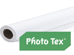 Polyester Fabric Phototex 24 x 100 (3 inch core)