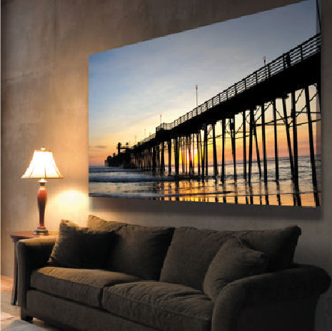 Professional Gloss WR Canvas 36 x 45 (3 inch core)