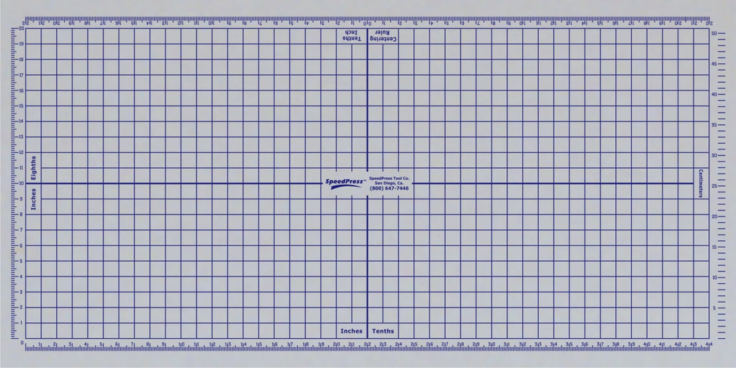 4 ft x 12 ft Grid Sheet Only
