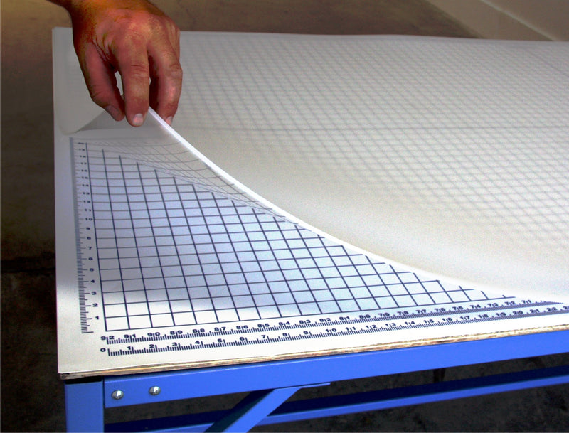 2 ft x 4 ft Grid Sheet Only