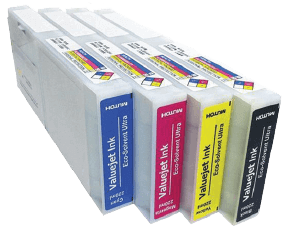 Mutoh Ink | UV Yellow Ink 220ml |  VJ-LHU1-YE220U