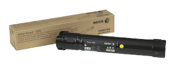 Black Toner Cartridge | Xerox Phaser 7800 | 106R01569