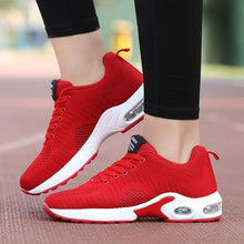 Load image into Gallery viewer, Air Cushion Sports Shoes Flying Woven Women's Shoes Summer