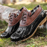 Women Durable Mixed Colors Split Joint Non-slip Outdoor Shoes