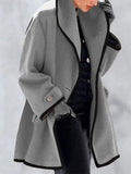 Fashion Double-sided Woolen Winter Coat