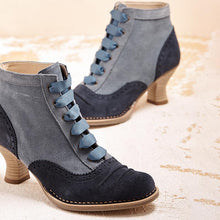 Load image into Gallery viewer, Women Stylish and Vintage Ankle Boots