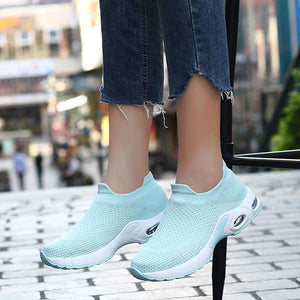 Women Non-Slip Casual Soft Air Shock Shoes-shoeri