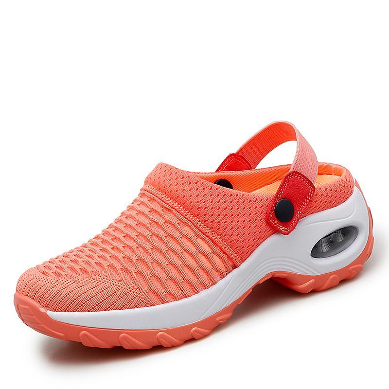 Women's Breathable Air Cushion Leisure Shock Sneakers-shoeri