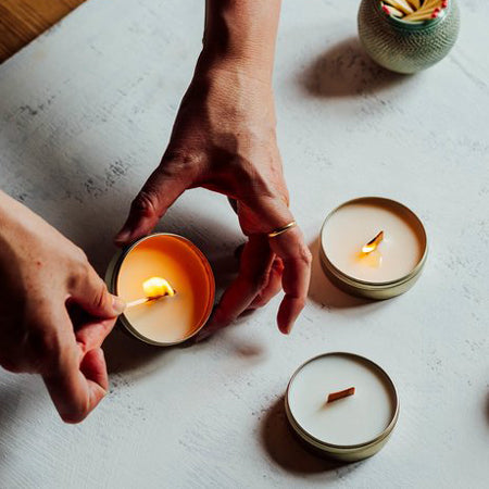 Let it Burn: Candles 101