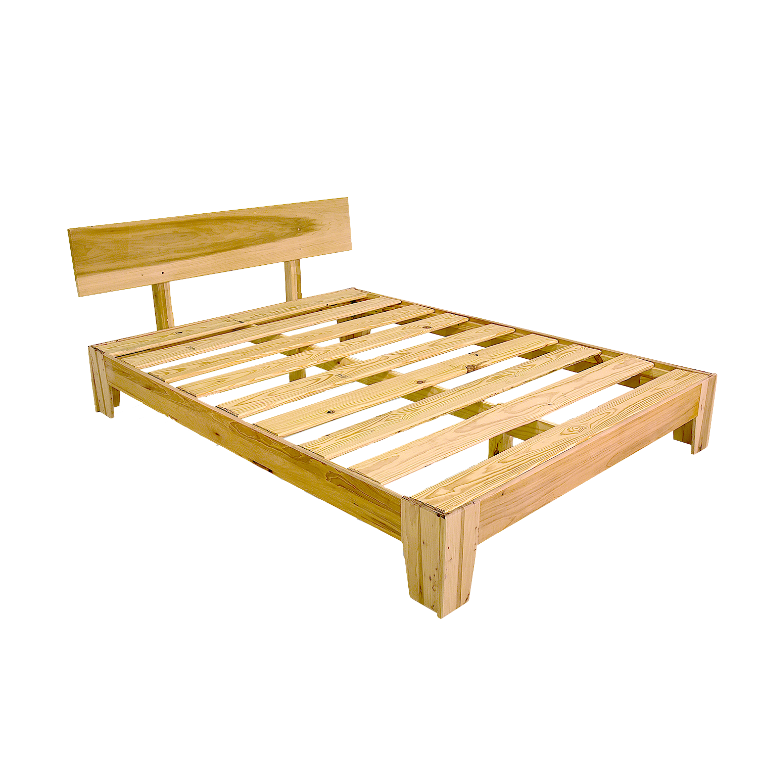 "Platform Bed Foundation 5"" low profile"