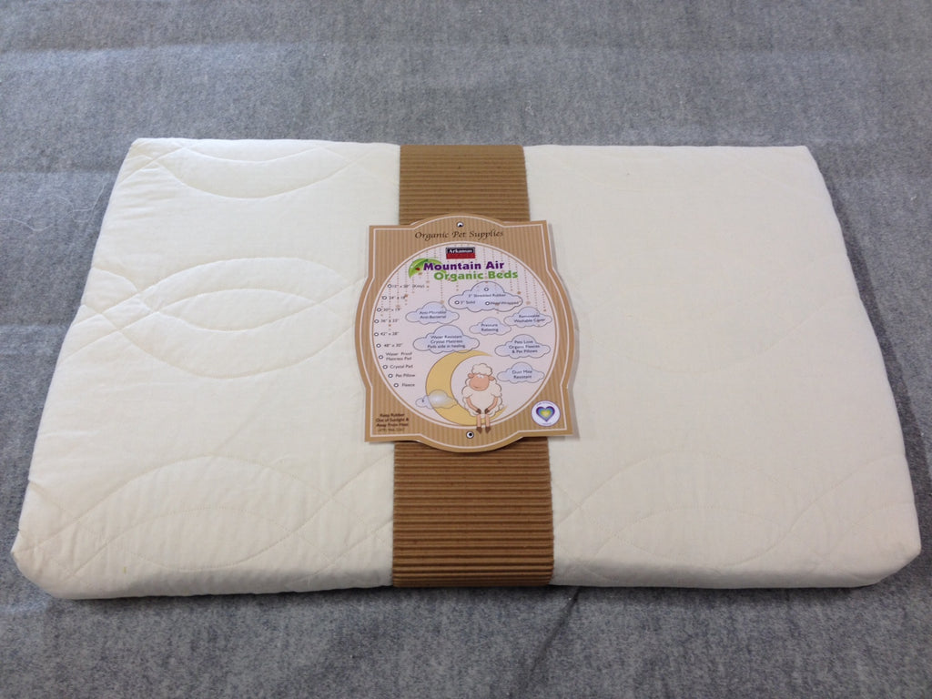 "Organic Bassinet Mattress 3"" Firm"