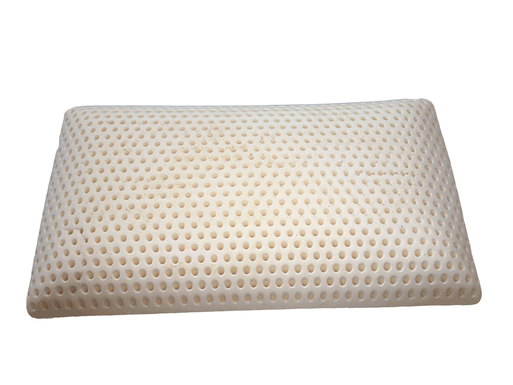 "Organic Soft Pillow- Talalay, ""classic"" pillows provide full head and neck support"