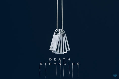 Death Stranding Q-Pid Necklace