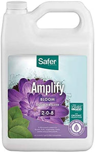 Safer® Brand Amplify Hydroponic Liquid Fertilizer Concentrate - Gal