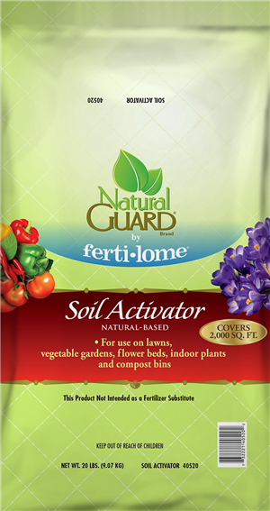 Natural Guard Soil Activator- 20lbs