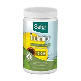 Safer® Brand TruAmino+Hydroponic Nutrient Fertilizer Granular-1 lb