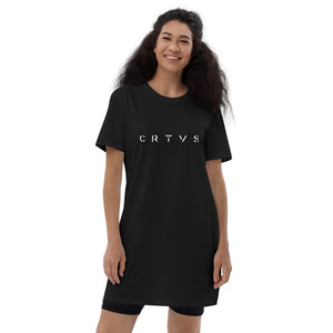 CRTVS London Organic cotton t-shirt dress