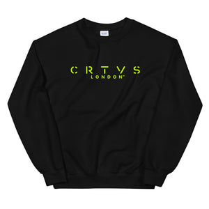 C R T V S Vintage Long Sleeve Shirt