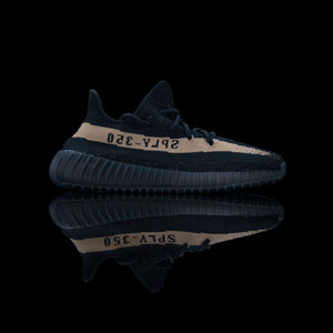 Adidas-Yeezy Boost 350-Product code: BY1605 Colour: Core Black/Copper/Core Black Year of release: 2016-fabriqe.com