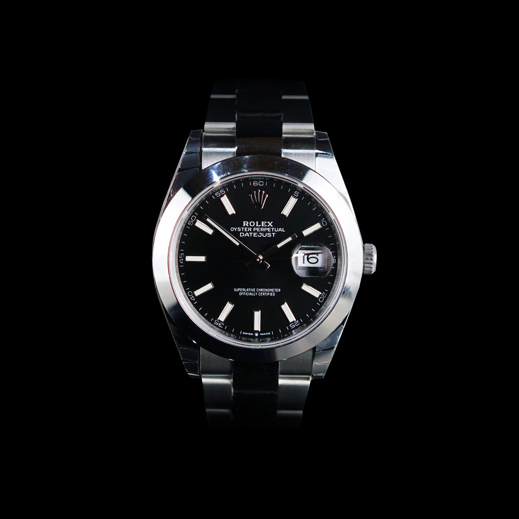 DateJust 41mm 126300
