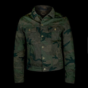 Louis Vuitton-Jacket-Release: 30.06.2017 Exclusive Colour: Camo Material: Denim-fabriqe.com