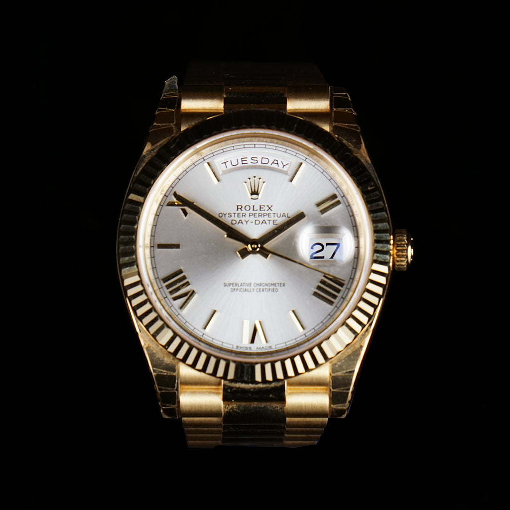 Day-Date 40 Yellow Gold 228238