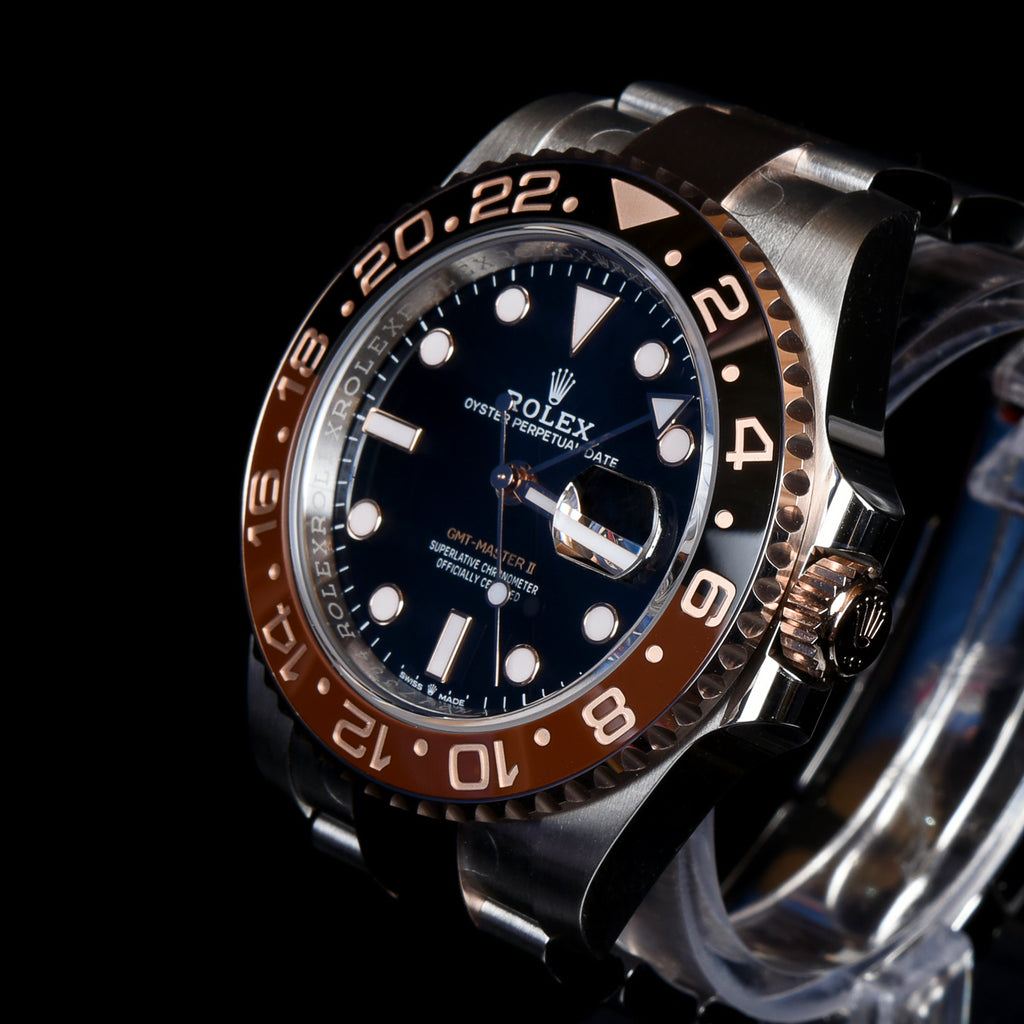 "Rolex GMT Master II 126711CHNR ""Root Beer"""