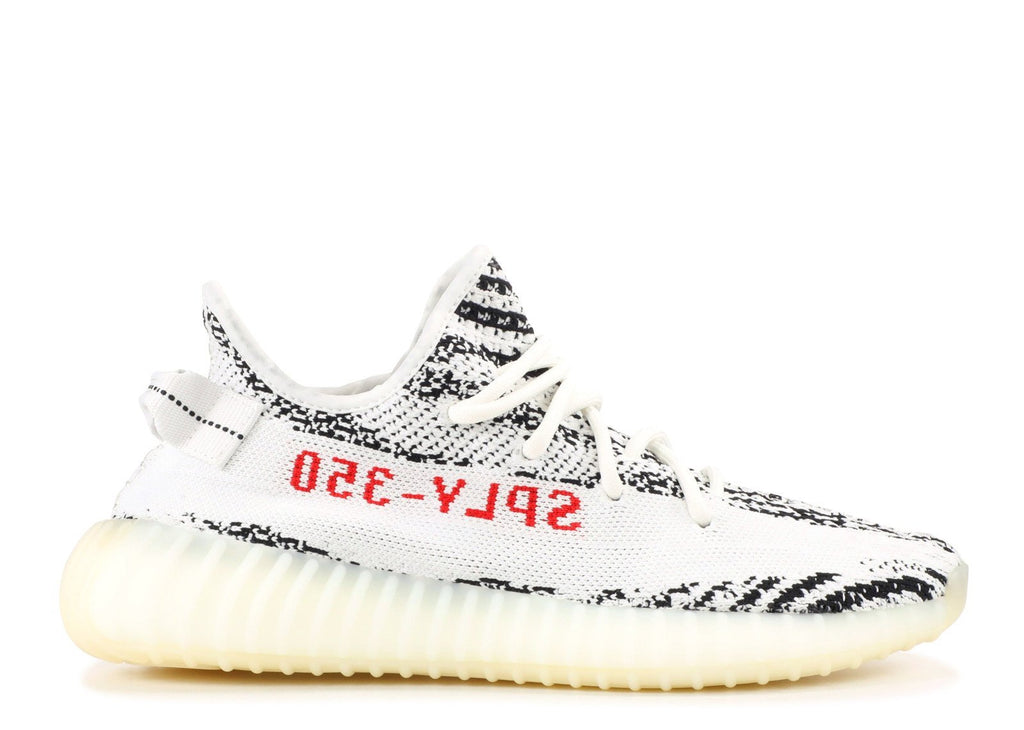 Adidas-Yeezy Boost 350-Product code: CP9654 Colour: White/Core Black/Red Year of release: 2017-fabriqe.com