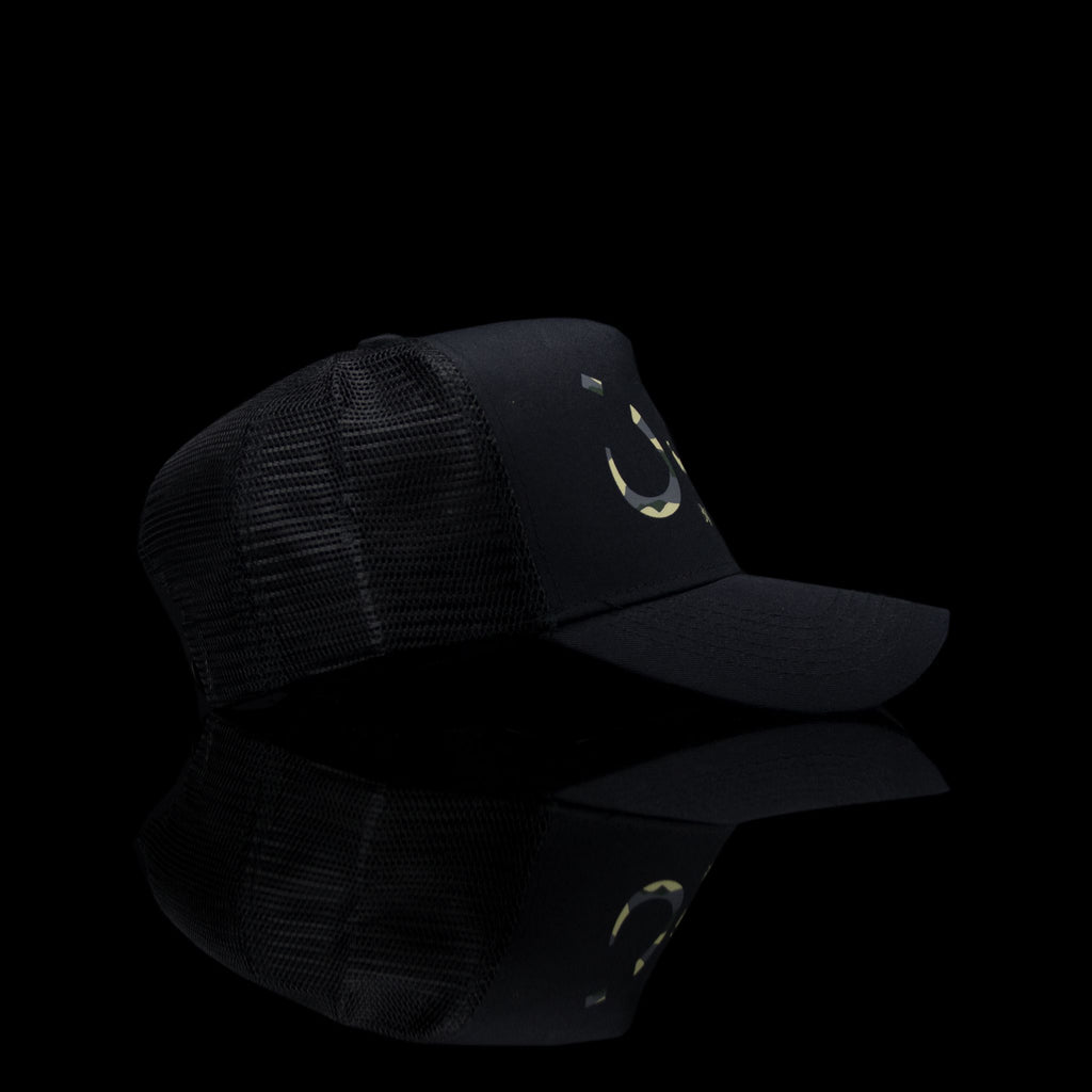 Sultan Est-Cap-London (Arabic) One Size Fits All Black Camo-fabriqe.com