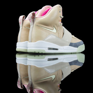 Nike-Air Yeezy 1-Product code: 366164-111 Colour: Net/Net Year of release: 2009-fabriqe.com