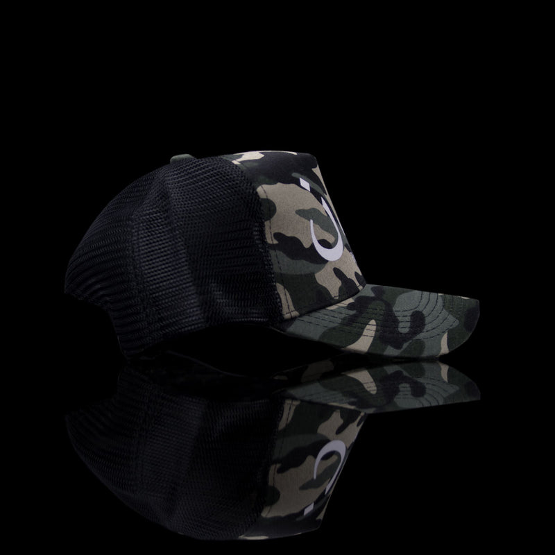 Sultan Est-Cap-London (Arabic) One Size Fits All Camo White-fabriqe.com