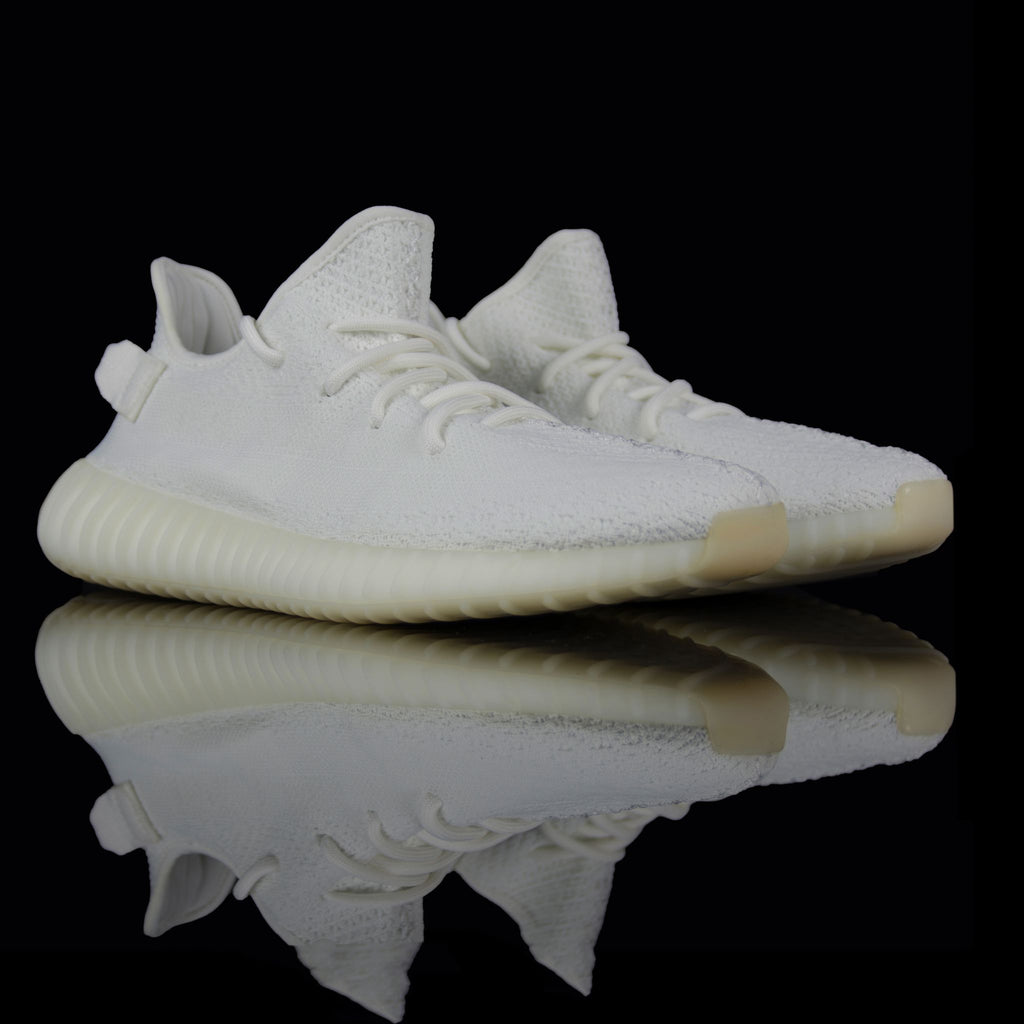 Adidas-Yeezy Boost 350-Product code: CP9366 Colour: Cream White/Cream White Year of release: 2017-fabriqe.com
