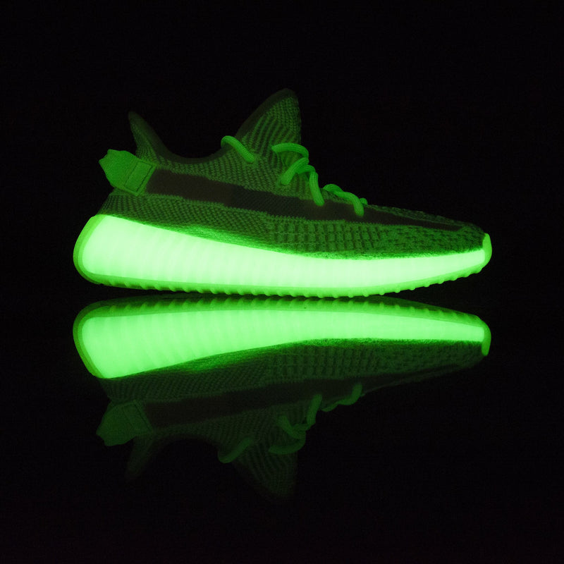 Adidas-Yeezy Boost 350-Product code: EG5293 Colour: Glow/Glow/Glow Year of release: 2019-fabriqe.com