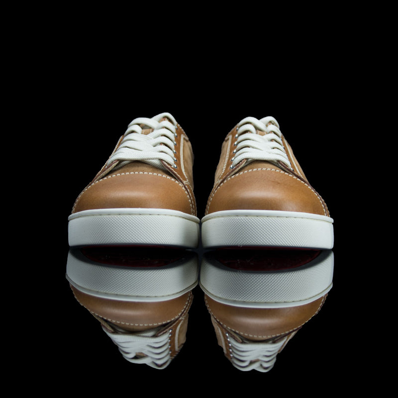 Christian Louboutin-Louis Flat Low-Product Code: Colour: Tan Limited Releasee Material: Leather, Suede Velours-fabriqe.com