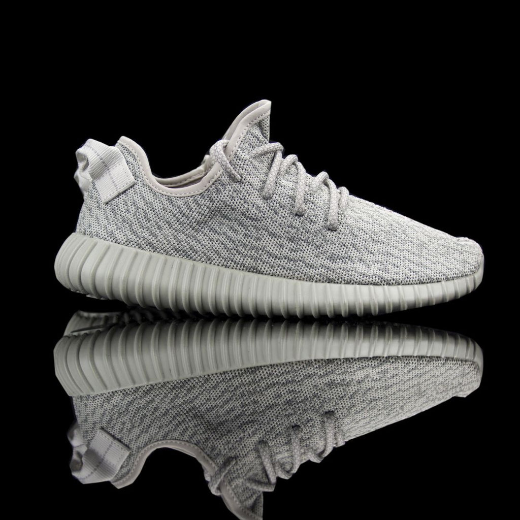 Adidas-Yeezy Boost 350-Product code: AQ2660 Colour: Agate Gray/Moonrock-Agate Gray Year of release: 2015-fabriqe.com