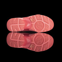 Chanel-CC Sneakers-Pre Order Duration (3-5 Working Days) CC Logo on side Coral Pink Suede, Rubber Sole 2019 Release Limited Stock Chanel CCs crafted in a suede material with sports CC branding on the side. Composed on rubber sole that carries Chanel typography. Also, the colour of Coral is sure to grab the spotlight! In addition, the 2019 limited release is now available-fabriqe.com