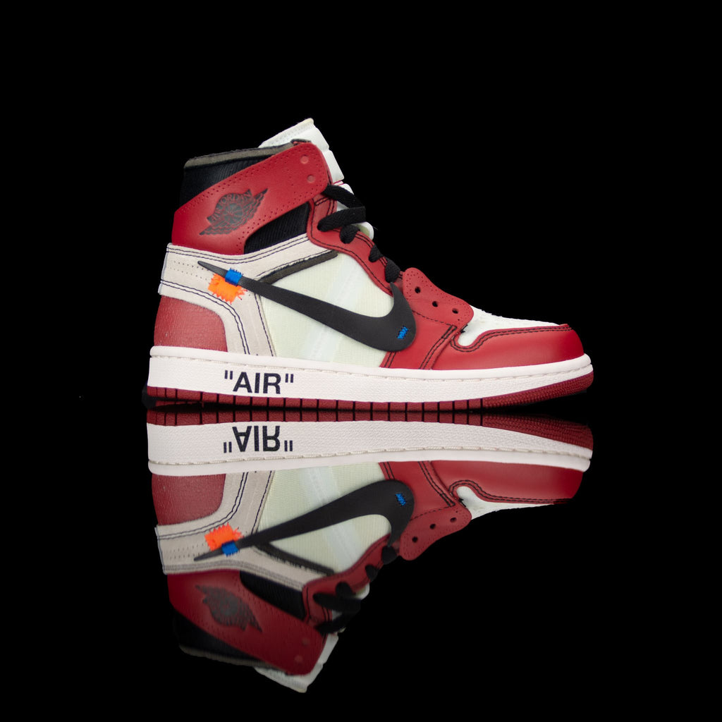 Nike-Air Jordan 1-Product code:åÊAA3834-101 Colour: White/Black-Varsity Red Year of release: 2017-fabriqe.com