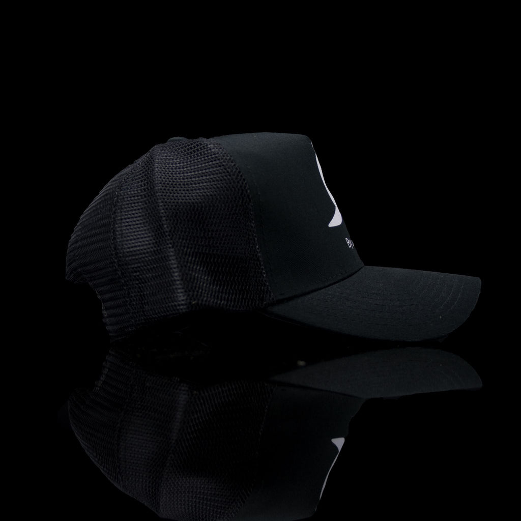 Sultan Est-Cap-Ha' (Arabic) One Size Fits All Black White-fabriqe.com