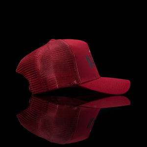 Sultan Est-Cap-Narcos (Arabic) One Size Fits All Red Black-fabriqe.com